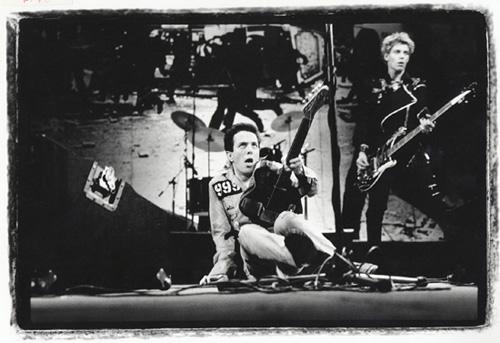 The Clash © Jill Furmanovsky / www.rockarchive.com