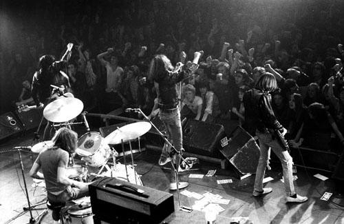 Ramones © Jill Furmanovsky / www.rockarchive.com