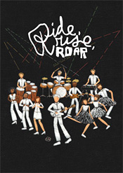 Ride, Rise, Roar is a documentary film chronicling the Songs of David Byrne and Brian Eno Tour conducted by David Byrne in 2008–2009